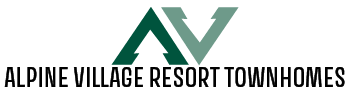 Alpine Village Resort Townhomes Logo