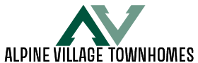 Alpine Village Townhomes Logo